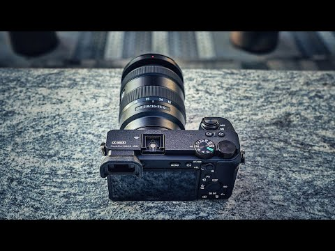 External Review Video ztma3OGV7rI for Sony A6100 (ILCE-6100) APS-C Mirrorless Camera