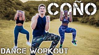 Coño - Jason Derulo X Puri X Jhorrmountain | Caleb Marshall | Dance Workout