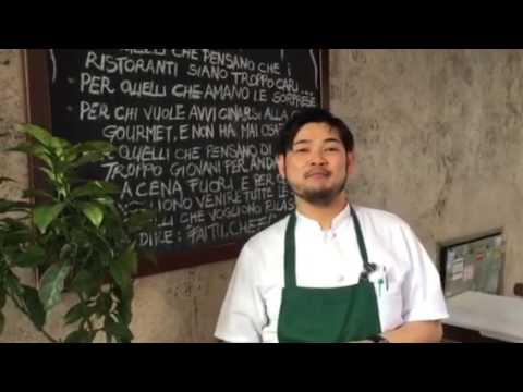 La visione di Kotaro Noda sull'olio d'oliva