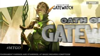 Pro Tour Oath of the Gatewatch Round 9 (Draft): Luis Scott-Vargas vs. Paul Cheon