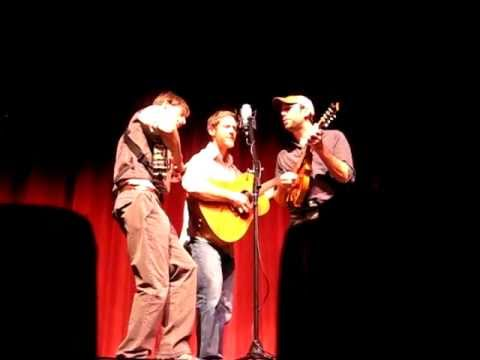 """King Street Ramblers play """"Stuck In The Middle Of Nowhere"""" January 21* 2011  Jackson, Wyo"""