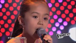 The Voice Kids (Girls) 8 awesome performances (Part 38)