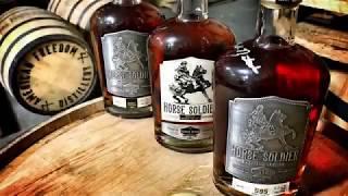 Horse Soldier Bourbon Distillery Property Flyover 04/27/2020