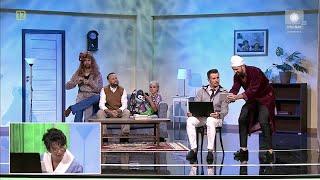 Klinika Skeczów Męczących – Kabaret Skeczów Męczących i Ada Borek – Egzamin Online