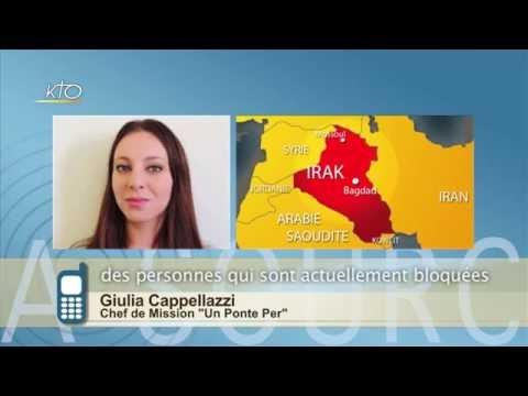 Mossoul : le risque des infiltrations de Daesh parmi les rescapés