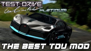 THE BEST TEST DRIVE UNLIMITED MOD.   Test Drive Unlimited Platinum (Mod Showcase)