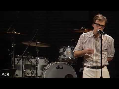 Weezer AOL Sessions 2009 Butterfly