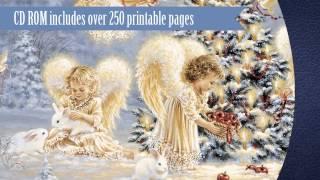 Christmas Angels Papercraft CD ROM