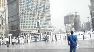 preview picture of video 'high building outside mosque'