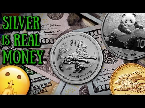 Why Silver is Real Money.