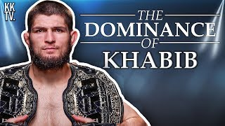 The TRUTH Why Khabib is UNSTOPPABLE! (Film Study)