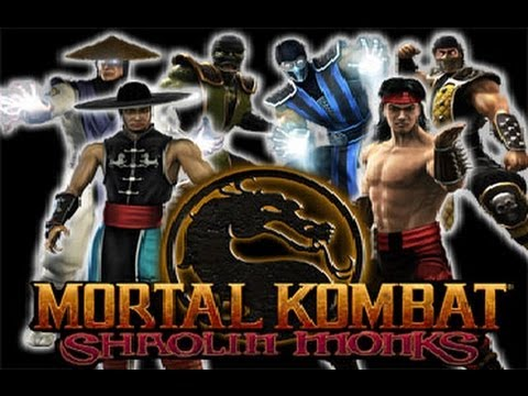 Download MORTAL KOMBAT Shaolin Monks (Film-Game Complet Fr PS2) HD Mp4 3GP Video and MP3
