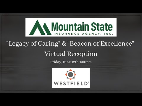 "MSIA ""Legacy of Caring"" & ""Beacon of Hope"" Virtual Reception"