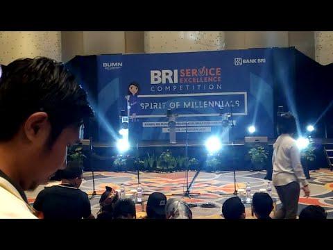 Bri Service Excelent Competition Cluster Manado