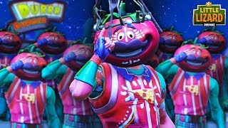 ANCIENT TOMATO HEAD RECRUITS HIS NEW SQUAD - FORTNITE SHORT FILMS