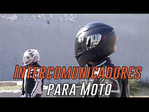 Intercomunicadores para moto   Como instalar el Intercom Bluethoot