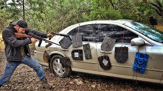 How To Bulletproof a Car on a Budget!!!