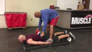 Body Tempering for Recovery, SMR, Tissue Diffusion