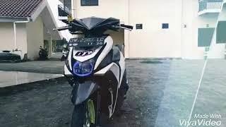 Yamaha Mio M3 Modified 123vid