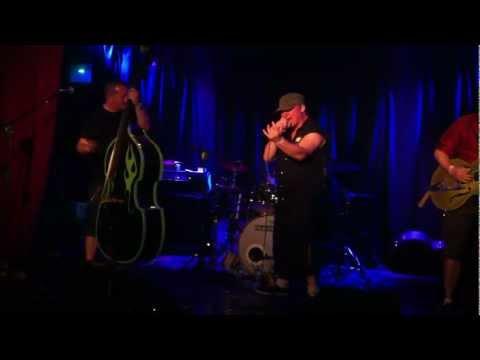 Neo Rockabilly, Shark Bait, Johnny Cynic, Live @ Grand Social, Dublin, Ireland