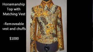 Horse Show Clothes For Sale