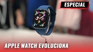 Apple Watch Series 4, primeras impresiones en español