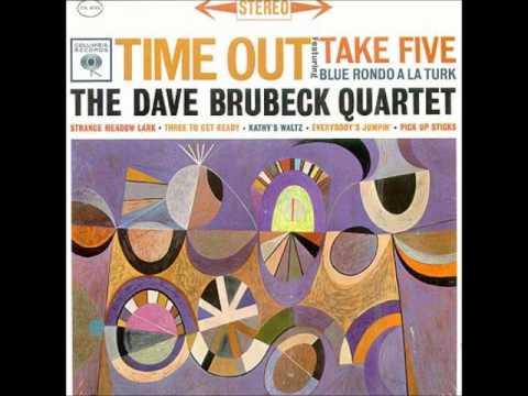 Dave Brubeck Quartet-Tangerine (HQ recording w/ pics)