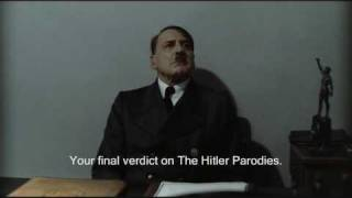Hitler Reviews: The Hitler Downfall Parodies