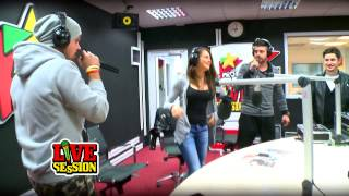 Speak feat. Raluka & DOC - Lasa-ma-mi place @ ProFM LIVE Session