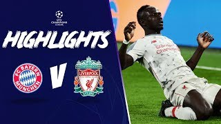Sadio Mane Magic In Munich | FC Bayern 1-3 Liverpool | Champions League Highlights