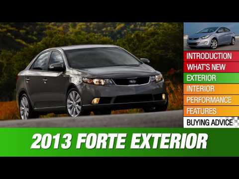2013 Kia Forte Review
