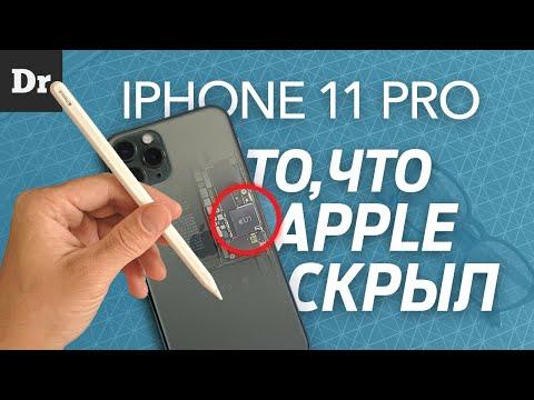 iPhone 11 Pro: Обзор СКРЫТОГО