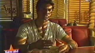 Fan de - David Charvet, confessions d'un chanteur  - (partie 3)