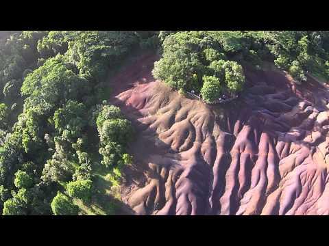 Chamarel 7 colored earth, Mauritius