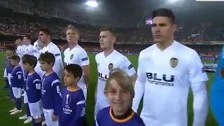 Valencia 2 X 0 Villareal - Melhores Momentos/  Europa League