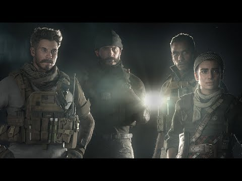 Official Call of Duty®: Modern Warfare® – Story Trailer thumbnail