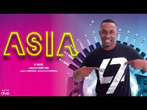 Download Asia - Official Single   DJ Bravo HD Mp4 3GP Video and MP3