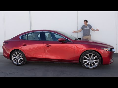 External Review Video zu4N-1s1rEs for Mazda Mazda3 Hatchback & Sedan (4th gen)