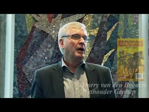 Favoriete boek - Wethouder Harry van den Bogaert