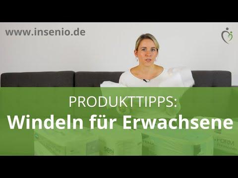Windeln für Erwachsene: TOP 4 Produktempfehlungen