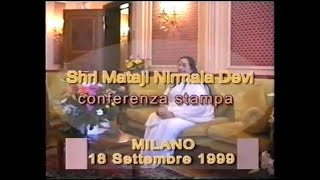 Conferenza stampa thumbnail