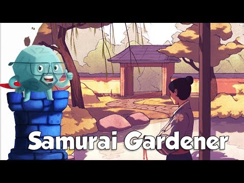 Samurai Gardener Review with Sam Healey