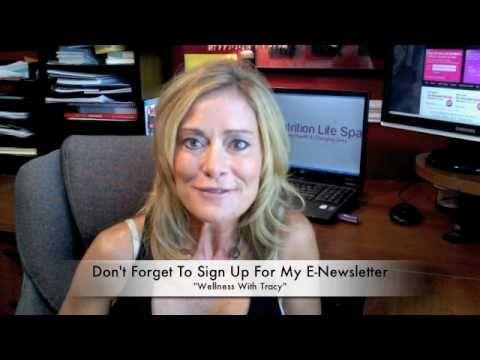 Holistic Health & Nutrition Coach Expert Tracy Gardner - YouTube