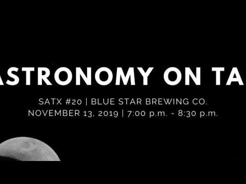 AoT SATX: Chandra X-ray Observatory 20th Anniversary Celebration