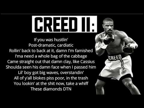 Kill 'Em With Success (Lyrics)- Eearz, ScHoolboy Q, 2 Chainz, Mike WiLL Made-It (CREED 2 SOUNDTRACK)