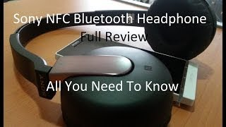 Sony DR-BTN200 NFC Full Review - All You Need To Know