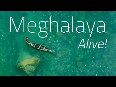 Explore Meghalaya's Natural Beauty