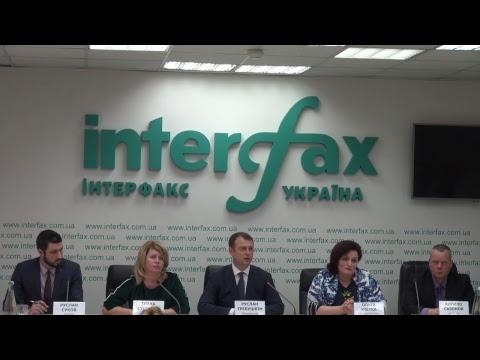 """Трансляція прес-конференції на тему """"Ситуація на Донбасі: кримінальні елементи чинять тиск на місцеву владу і готуються до зриву виборів"""""""