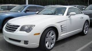 HD VIDEO 2005 CHRYSLER CROSSFIRE SRT6 FOR SALE USED SEE WWW