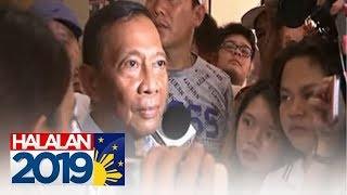 Ex-VP Binay pumalag sa aberya ng VCM | Halalan 2019